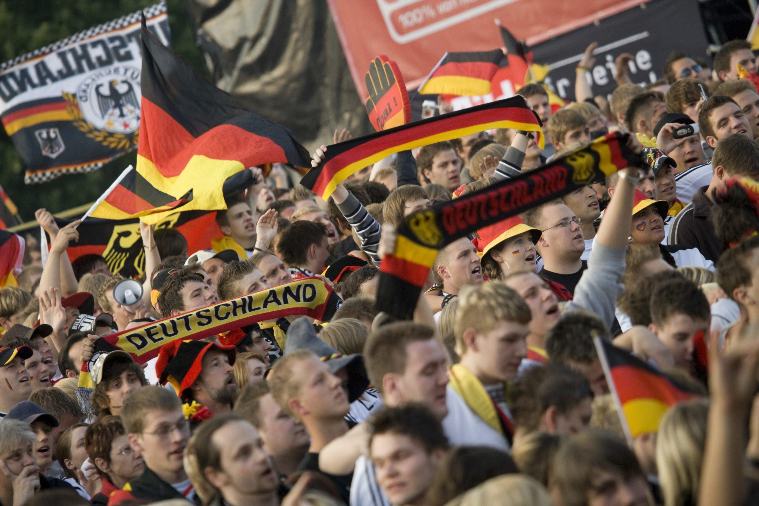 Deutschlandspiel Em